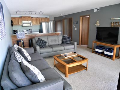 Photo for Charming, cute, and cozy condo with nice water views (30x10 slip included)