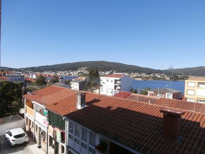 Photo for floor with panoramic views five minutes from the beach