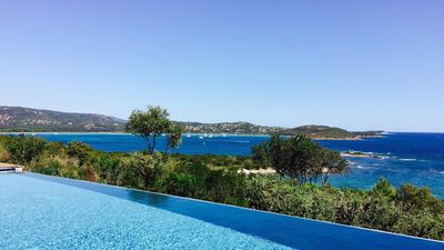 Photo for Villa 6 bedrooms feet without water in the Domaine de la Tour in Cala Rossa
