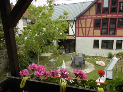 Photo for 1BR Apartment Vacation Rental in Dessighofen