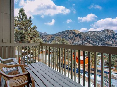 Photo for NEW LISTING! Comfortable, family-friendly home with breathtaking mountain views