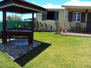 Spacious and beautiful furnished villa, CAR + 5 places