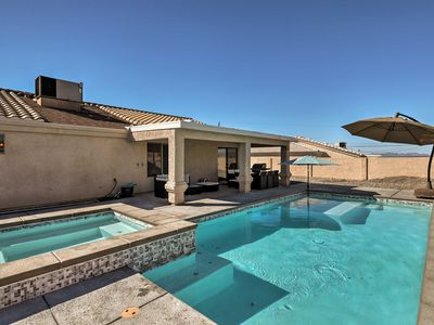Photo for Central Lake Havasu City House w/Grill, Pool Table