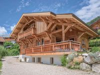 Lovely, well-equipped chalet in an excellent position.