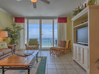 Photo for San Carlos 1 802 Gulf Shores Gulf Front Vacation Condo Rental - Meyer Vacation Rentals