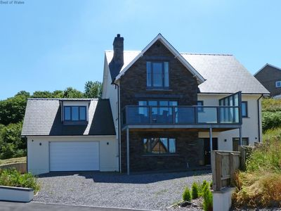 Photo for spectacular home is within walking distance of a superb beach, great local pub and a shop