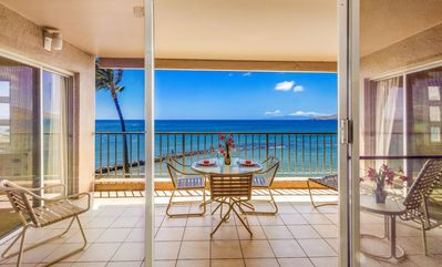 Photo for Menehune 315 Large 3 Bedroom Front Row Condo Home