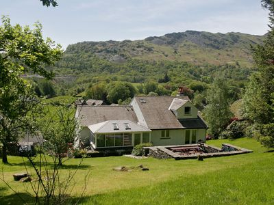 Photo for Sprawling Holiday Home in Chapel Stile with Conservatory