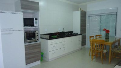 Photo for Excellent Apartment On The Beach Of British-Florianopolis