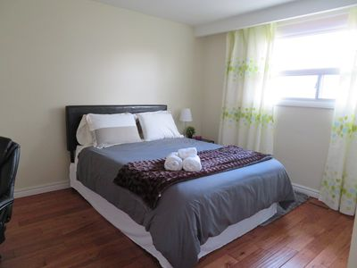 Photo for Beautiful Private 2 bedrooms 2 Queen Beds 1 link-Ensuite