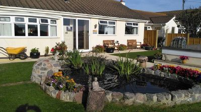 Photo for Fabulous Seaside Accommodation in Brean with Private Beach access. Free WI FI