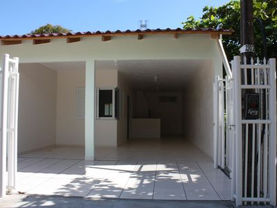 Photo for New house w / WiFi 100 meters from the beach. See calendar availability.