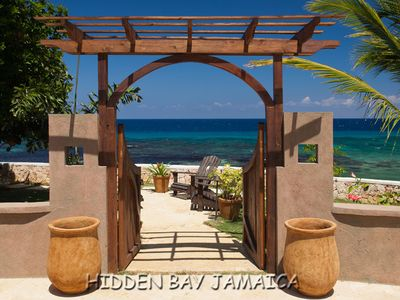 Photo for Hidden Bay Villa, Jamaica