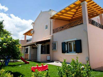 Photo for Lovely and conveniently located 2-bedroom Apartments villa in Acharavi