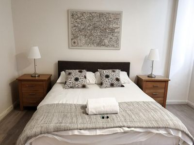 Photo for Broad Street Iconic Beauty 2 beds Apartment for 6 people