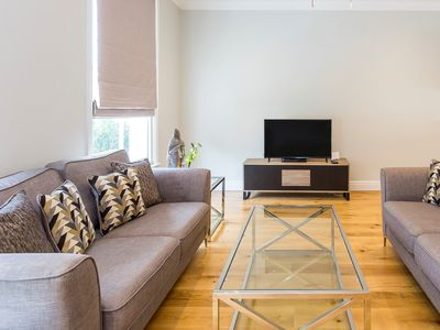Photo for Luxury 2 bedroom apartment near Angel / Shoreditch
