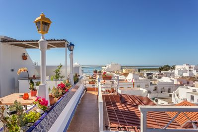 Rooftop Pension Bicuar Olhao