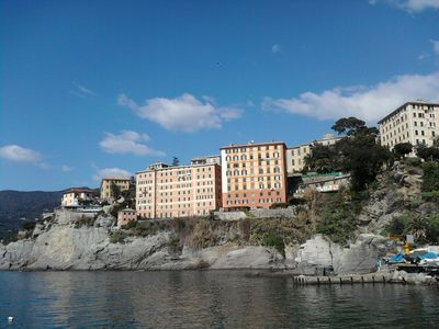 Photo for 2BR House Vacation Rental in Camogli, Liguria