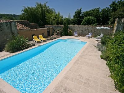 Photo for Magnificent 2 bedroom House in Saint-Maurin (Q6037)