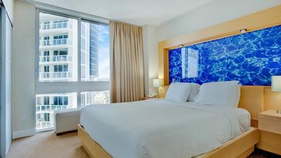 Photo for 1BR Beach Front Marenas Resort Hotel with Ocean View! 50% Off hotel prices !!!
