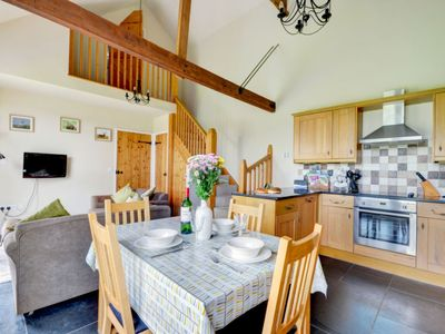 Photo for Vacation home Taw Valley Cottage in Umberleigh - 3 persons, 2 bedrooms