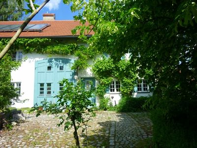 Photo for Historic house sleeps 8 in beautiful Bavarian countryside close to Munich