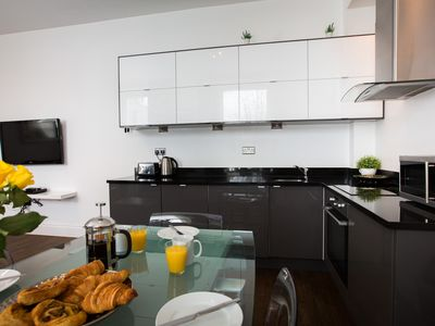 Photo for Fantastic Two Bedroom Apartment in Chelsea Green