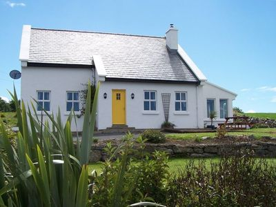 Photo for A Unique Cottage, Doolin  Breathtaking Ocean & Burren views