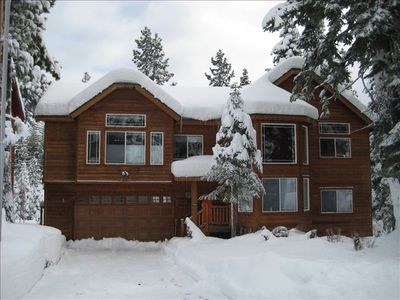 Photo for Spacious West Shore Home Adjacent to Sugar Pine Forest