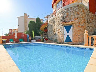 Photo for Vacation home Casa Friedburg (CLP213) in Calpe/Calp - 7 persons, 3 bedrooms