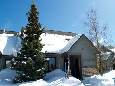 Photo for Simply the Best Townhome in Copper! Luxury, Location, Private Hot Tub!