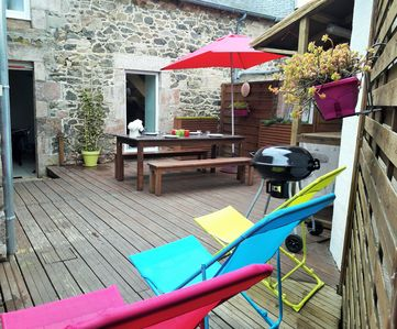 Photo for 3BR House Vacation Rental in La Bouillie, Bretagne