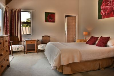 Rosella Suite with garden views