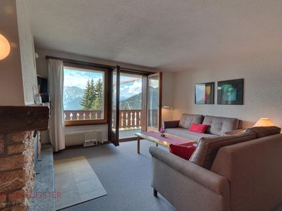 Photo for Nice 4 piece apartment on 3rd floor, Ransou.  Composition :  • Living-room with fireplace, telev