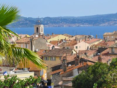 Photo for Beautiful Sainte-Maxime village house. Incredible location near the waterfront