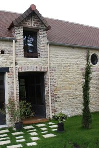 Photo for Beautifully renovated elegant old house in Cabourg center