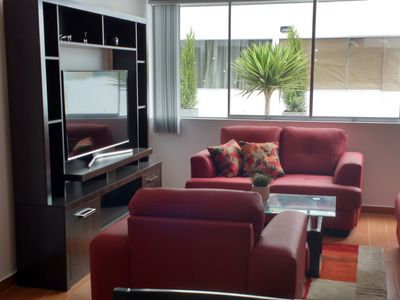 Photo for 3BR Apartment Vacation Rental in lima