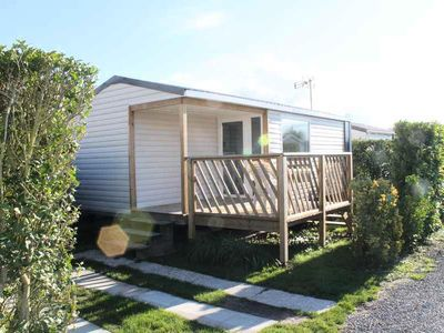Photo for Camping Le Tarteron *** - Mobil home Loggia 3 rooms 4 persons