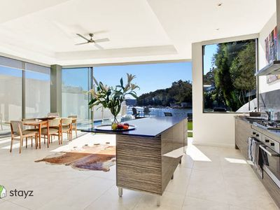 Photo for Pittwater Paradise, absolute waterfront
