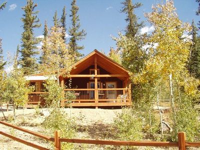 Photo for T'NT - Lake Cabin #5 - Great Covered Deck