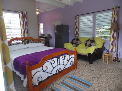 Photo for A Tropical Garden Studio Oasis to enjoy your holiday on Antigua and Barbuda