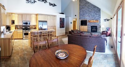 Photo for Exceptional Sunriver Home near the Deschutes Rive and Mt. Bachelor