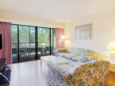Photo for Lodge Two Bedroom in an Oceanfront Resort + Official On-Site Rental Privileges