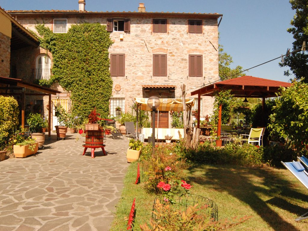 Old stone farmhouse near Lucca, Tuscany. - HomeAway