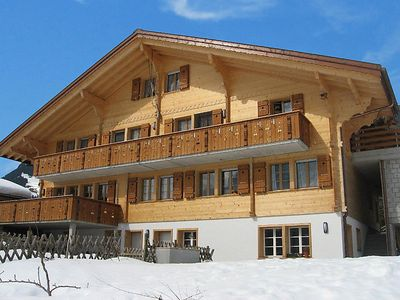 Photo for Apartment ufem Stutz  in Grindelwald, Bernese Oberland - 6 persons, 3 bedrooms