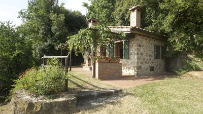 Photo for HOLIDAYS IN AN ANCIENT FARM OF TUSCANY - IL BELVEDERE