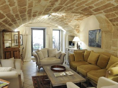 Photo for Lovely 17th Century Townhouse in the Historic Centre of Uzes