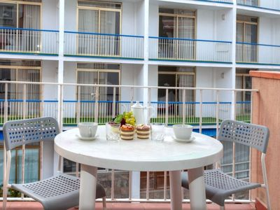 Photo for Apartment Ponent in Tossa de Mar - 4 persons, 1 bedrooms