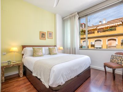 Photo for Bright and full apartment, Malaga Center