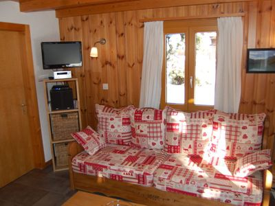 Photo for Vacation home Coucordin in Nendaz - 6 persons, 3 bedrooms